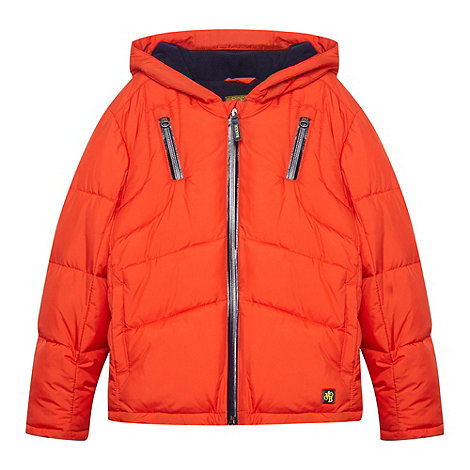 Baker by Ted Baker - Boy+s red padded jacket