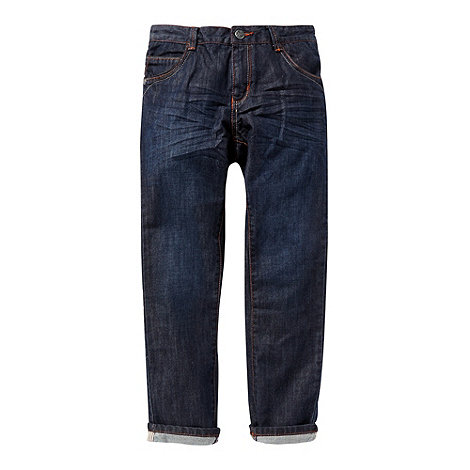 Baker by Ted Baker - Boy+s dark blue slim fit jeans