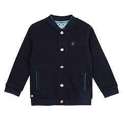 Baker by Ted Baker - Boys' navy twill bomber jacket