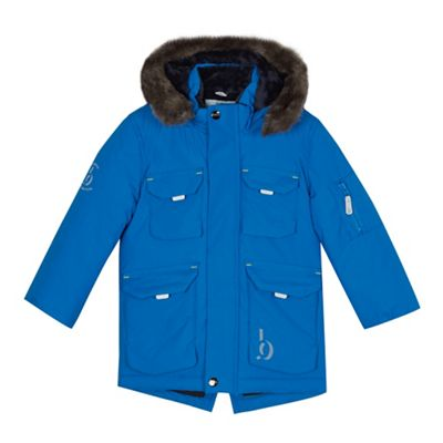 Boys - blue - Baker by Ted Baker - Coats & jackets - Kids | Debenhams