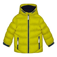 Baker by Ted Baker - Boys' yellow padded coat