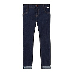 Baker by Ted Baker - Boys' dark blue stretch skinny jeans
