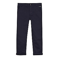 Baker by Ted Baker - Boys' navy printed chinos