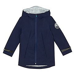 Baker by Ted Baker - Boys' navy lightweight jacket