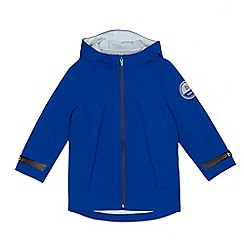 Baker by Ted Baker - Boys' blue lightweight jacket