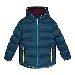 Baker by Ted Baker - Boys' dark green padded coat