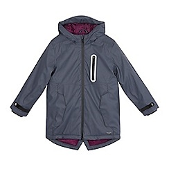 Baker by Ted Baker - Boys' grey rubber jacket