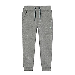 Baker by Ted Baker - Boys' grey panelled jogging bottoms