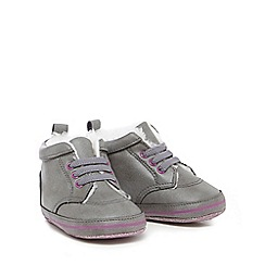 Baker by Ted Baker - Baby boys' Borg lined booties
