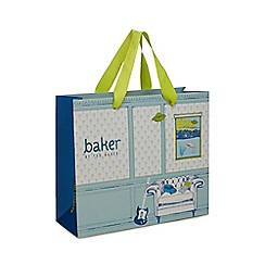 Baker by Ted Baker - Boys' blue gift bag