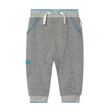 Baker by Ted Baker - Babies grey sweat jogging bottoms