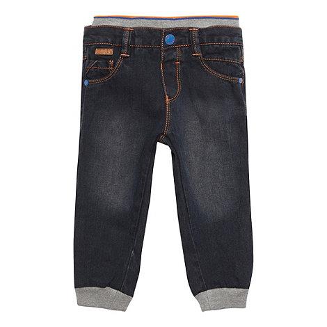 Baker by Ted Baker - Babies blue herringbone jeans