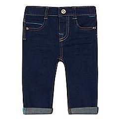 Baker by Ted Baker - Baby boys' dark blue slim jeans