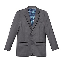 Baker by Ted Baker - Boy's grey suit jacket