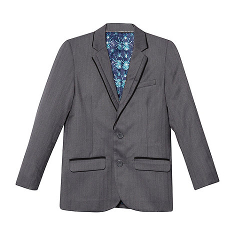 Baker by Ted Baker - Boy+s grey suit jacket