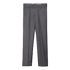 Baker by Ted Baker - Boy's grey suit trousers