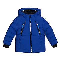 Baker by Ted Baker - Boys' blue padded coat