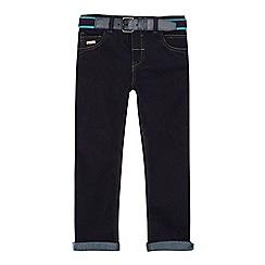 Baker by Ted Baker - Boys' dark blue skinny fit jeans
