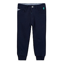 Baker by Ted Baker - Boy's navy sweat chinos