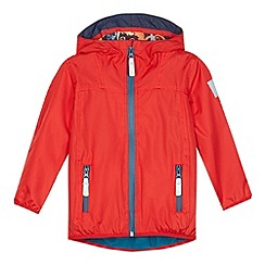 Baker by Ted Baker - Boy's red lightweight jacket
