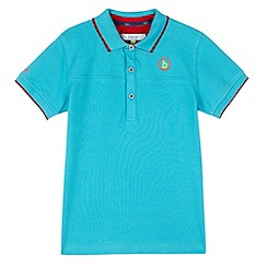 Baker by Ted Baker - Boy's blue polo top