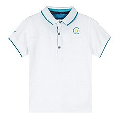 Baker by Ted Baker - Boy's white polo top