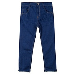 Baker by Ted Baker - Boy's bright blue slim fit jeans