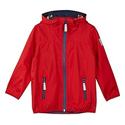 Baker by Ted Baker - Boy's red rain jacket