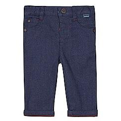 Baker by Ted Baker - Baby boys' blue birdseye jeans