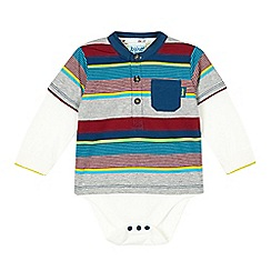 Baker by Ted Baker - Baby boys' striped bodysuit