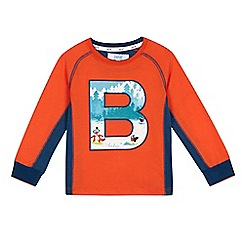 Baker by Ted Baker - Boys' red ski top