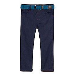 Baker by Ted Baker - Boys' blue birdseye jeans