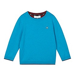 Baker by Ted Baker - Boys' light blue knitted jumper
