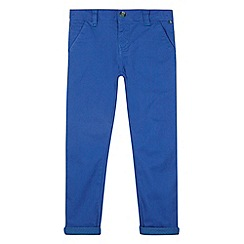 Baker by Ted Baker - Boy's blue skinny chinos