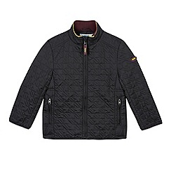 Baker by Ted Baker - Boy's black quilted jacket