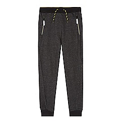 Baker by Ted Baker - Boy's black skinny jogging bottoms