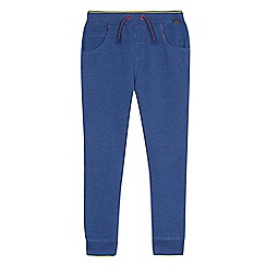 Baker by Ted Baker - Boys' dark blue striped jogging bottoms