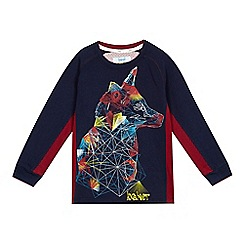 Baker by Ted Baker - Boys' navy fox top