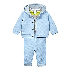 Baker by Ted Baker - Baby boys' blue three piece set