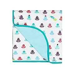 Baker by Ted Baker - Babies white origami frog blanket