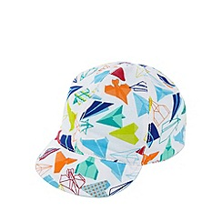 Baker by Ted Baker - Babies light blue aeroplane cap