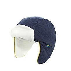 Baker by Ted Baker - Boys' navy trusper hat