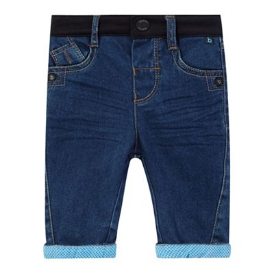 Baker by Ted Baker Baby boys blue cuffed jeans