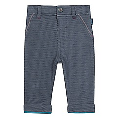 Baker by Ted Baker - Baby boys' grey geometric print chinos