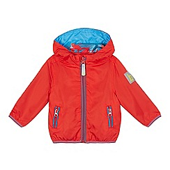 Baker by Ted Baker - Baby boys' red textured jacket