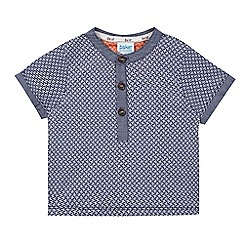 Baker by Ted Baker - Baby boys' grey geometric print t-shirt