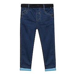Baker by Ted Baker - Boys' blue cuffed jeans