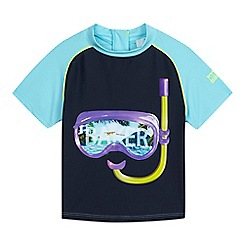 Baker by Ted Baker - Boys' turquoise swim vest