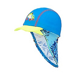 Baker by Ted Baker - Blue frog kepi
