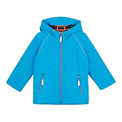 Baker by Ted Baker - Boys' water reactive frog print hooded jacket